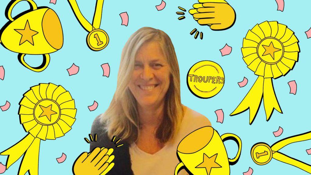 Sarah Burrows Womans hour interview image